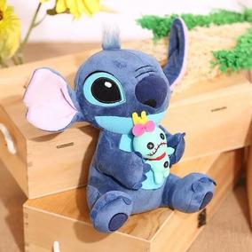 Stitch Pélucia Disney Lilo E Stitch ! Nova