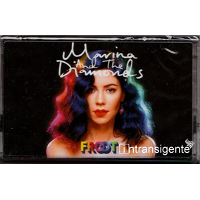 Marina And The Diamonds - Froot [cassette Rojo] (kct Nuevo)