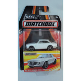 Matchbox 1:64 *1965 Alfa Romeo Giula Sprint* Best Matchbox