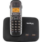 Telefone Sem Fio Com 2 Linhas Viva-voz Ts5150 Intelbras