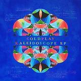 Cd Coldplay Kaleidoscope Cd Ep Nuevo Cerrado En Stock
