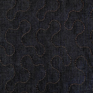 Tecido Matelasse Jeans Patchwork Artesanato Bolsas 0,5m