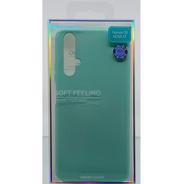 Funda Huawei Nova 5t/honor 20 Mercury Goospery Soft Feeling