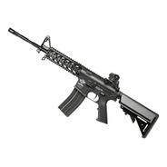 Marcadora Eléctrica G&g Armament Cm16 Raider Long Black 6mm