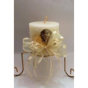 Vela O Angel Centro De Mesa,boda,comunión,presentación,xv