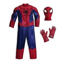 Disfraz Spiderman Traje De Disney Tienda De Lujo De Hallowe