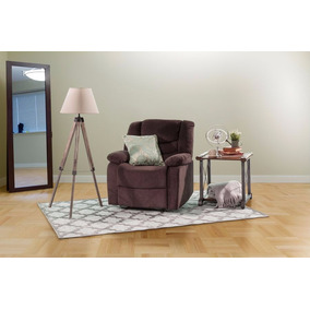Sillon Reclinable Biagio 12943 Electrico Chocolate