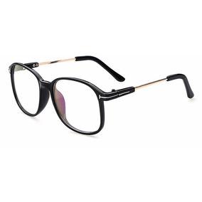 Armação Óculos Quadrado Novo Acessório Estética Descanso Cj