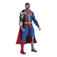 Dc Essentials Cyborg Superman Dc Collectibles - Robot Negro