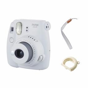 Câmera Instantânea Fujifilm Instax Mini 9 - Branco Gelo