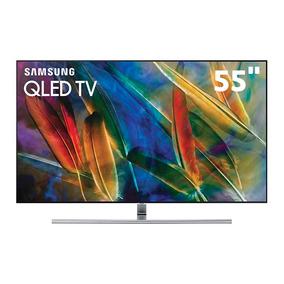 Smarttv Qled 55 4k Samsung Q7f Qpicture Hdr1500 Qstyle Desig