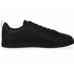 Tenis adidas Advantage Clean Negros 14 Us, (32 Cm)