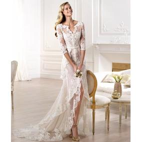 Vestido De Novia Modelo Similar A Pronovias 2014
