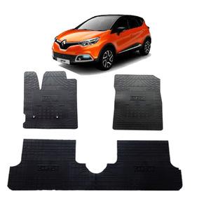 Tapete Interno Renault Captur 2017 2018 Reforçado