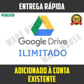 Gdrive Ilimitado Add A Conta Existente + One Drive 5tb