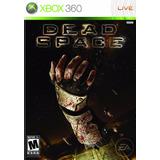 Dead Space 1 Xbox 360 Original En Español