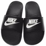 Ojotas Nike Benassi Nuevo Hombre Mujer Oferta!
