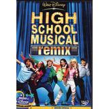 High School Musical - Remix - Disney, Ed. Especial, 2 Dvd´s