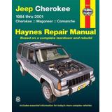 Manual De Reparación Jeep Cheroke Ingles Español
