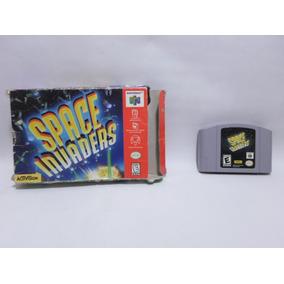 Videojuego Nintendo 64 Space Invaders De Activision En Caja