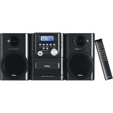 Micro System P/fita Cassete/cd/mp3,/usb/rádio 12w Rms-philco