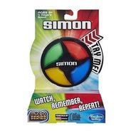 Juego Simon Microseries Observa Recuerda Repite Hasbro Orig