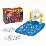 Bingo Lotto Globo À Manivela 100 Cartelas 90 Bolinhas