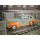 Ford Fordor Toronto 1947 Taxi Del Mundo N*58 Ixo Altaya 1/43