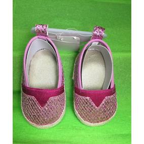 Zapatos Bebe Niña Brilloso Suela Suave Bonitos