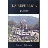 Lote X 3 Libros Platón La República El Banquete Diálogos