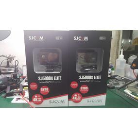 Sjcam Sj5000 X Elite Dudacell + Microfone Externo Avista 655