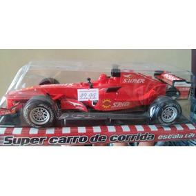 Carro Corrida Tipo Ferrari