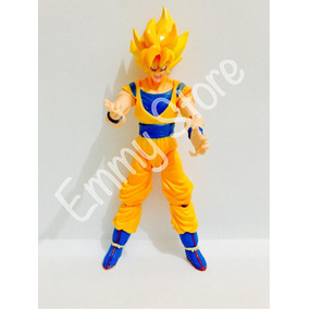Dragon Ball Z Son Goku Super Sayajim Ssj2 - Articulado