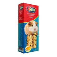 Golosina Stick Para Cobayos Cereales Y Vegetales X 10 Unid