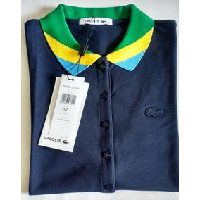 29eb5546291bc Camisa Polo Lacoste Verde Degradê Homem Outros Tipos - Camisas ...
