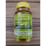 Puritans Pride Astaxantina Natural 5mg 60 Cps Astaxanthin