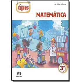 Matemática - 3º Ano - Projeto Ápis