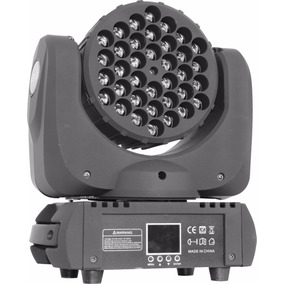 Cabezal Movil Elighting Beam Beamcolor X363/n