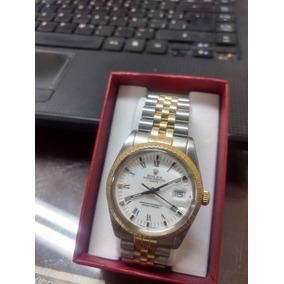 Rolex Date Acero Y Oro Extensible Jubile