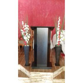 Púlpito Para Igreja Madeira