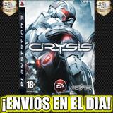 Crysis Ps3 Juego Playstation 3 Stock