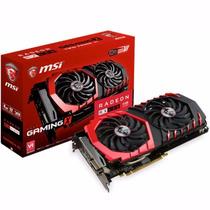 Msi Radeon Rx480 Gaming X 4gb Gddr5 Rx 480 Boost Dp Hdmi