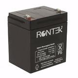 Bateria Selada 12v 4a Rontek