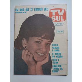 Revista Tv Sul Nº 80 1 A 15 De Dezembro De 1966 Lurdinha