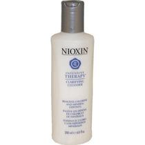 Shampoo Terapia Intensiva Clarifying Limpiador Por Nioxin,