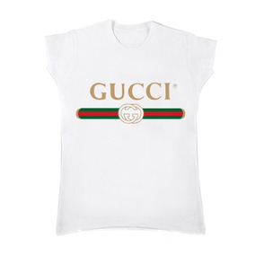 Playera Gucci Supreme Mujer Moda Varios Modelos Envío Gratis