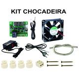 Controlador Temperatura Chocadeira + 4 Itens D1