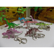 Dinosaurios- 30 Llaveros Pequeño Como Souvenirs