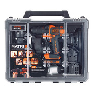 Set Herramientas Matrix 6 En 1 - 20v Black + Decker
