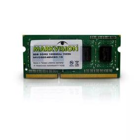 Memória Para Notebook Markvision 2 Gb 1333 Mhz